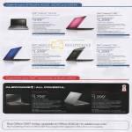 Notebooks Inspiron Mini 10 14R 15R Alienware M11X