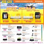 Dlink Hot Deals Wireless Gigabit Router Xtreme N SATA NAS DIR USB Adapter