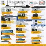 Digital Cameras Fujifilm AV150 J27 Panasonic LCD TV Plasma DMC