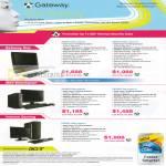 Desktop PCs ZX6910 03g 02g SX2850 02g 04g Gaming FX6831 02g