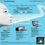 Gateway Notebook NV49C17g Desktop PC SX2850 02g XZ6910 03g