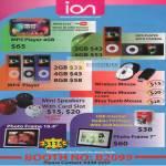 MP5 Player MP4 Mini Speakers Internet Radio TV Digital Photo Frame