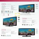 LCD TV LD650 LD460 LD330