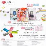 Lollipop GF580 Mobile Phone Gmask Voucher