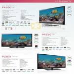 Plasma TV PK950 PK550 PJ350
