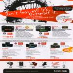 Inkjet Colour Printers Pro905 Pro708 S405 X5650
