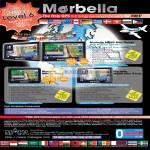 Maka Marbella GPS M880 Slim Deluxe M660 Plus M880 GPS Navigation