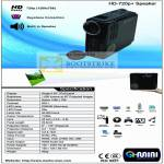 Mini Projector HD 720p Specifications