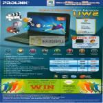Prolink Netbook UW2 HSPA 3 75 G