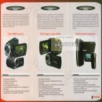 Ranger Camcorder HD DVGenius 5000X 3000 1000 Specifications
