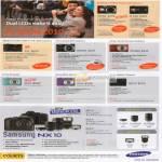 Digital Cameras EX1 WB650 ST5000 ST550 PL150 ES70 ST60 WP10 DSLR NX10