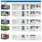 LCD TV Series 6 650 630 5 550 530 3 350