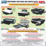 A2011 Printer Bundles Office Home All In One Cartridge Free Ink Supply System