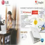Singnet LG X140 Netbook Specifications Business Broadband