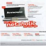 Singnet Lenovo IdeaPad U460 Home Broadband Mobile