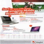 Singnet Lenovo IdeaPad U460 Notebook Brown Apple MacBook