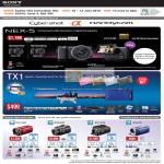 Alpha Cybershot Handycam NEX 5 5K 5A TX1 Digital Camera Camcorder DSLR CX150E XR550E XR150E SX43E