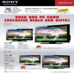 Bravia LCD TV KLV 40BX400 40BX300 40EX400 32EX400 32EX300