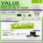 HP Maxonline PremiumPlus ProBook Robinsons Toy Story 3 Memory Drive Lucky Dip Golden Village Movie Tickets
