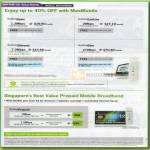 MaxMobile Basic SurfLite Ultimate Elite Prepaid Mobile Broadband