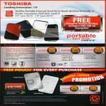 External Storage Portable Drives