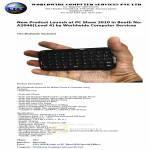 Worldwide Computer Mini Bluetooth Keyboard