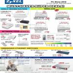 ADSL Modem Routers Wireless N Homeplug USB Adapter Print Server Switches USG 100 200 Unified Security Gateway