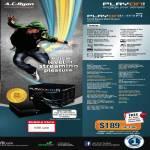 A.C. Ryan Play On! HD2 Mini ACR-PV73800 Media Player