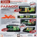 AAAs Papago GPS Navigator R6600 Q5033 Q4033 Q4331i TMC