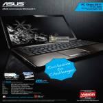 Challenger Notebook X52N AMD