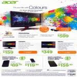 Monitors LCD GD245HQa 3D G205HV T231H External Storage EasyStore AH022s AH003s