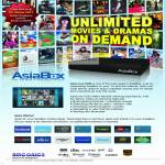 AsiaBox Media Player Video On Demand VOD