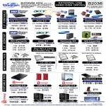 External Storage WD Elements Acer Samsung Essential Internal Hard Disk SATA IDE Seagate GoFlex BlackArmor Passport Expansion