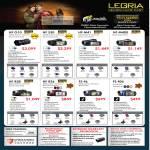 Camcorders Legria HF G10 S30 M41 M400 R80 R26 FS46 FS406