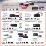 Digital Cameras Powershot SX230 HS G12 SX30 IS S95 SX130 IS A3200 A2200 A1200
