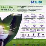Convergent Aztech AZ E-Lite LED Bulbs Eco Friendly