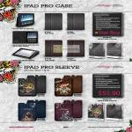 Ed Hardy IPad Pro Case Sleeve