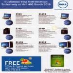 Desktop PCs Inspiron 2205 All-In-One 2310 Inspiron 620 MTXPS 8300 Desktop