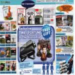 Magazine Subscription Time Fortune Kids Reader's Digest GoodFood Economist HWM Her World