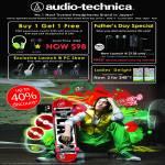 Audio Technica ATH-5Q5 CKM50 ANC23 FC707 WS55 WS55i CKF300