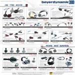Beyerdynamic Headphones Earphones Mic DTX 300 P 235 MMX 101 IE 11 21 DT DTX MMX 300 2 DT 660 770 440 880 860 990