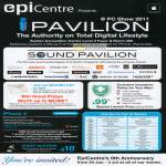 Sound Pavilion IPhone 4 Schedule Fun Games EpiGuard