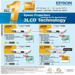 Projectors Business 3LCD EB-S10 EB-X10 EB-W10 EB-1760W