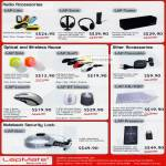 Fujitsu LapMate Audio Lite Sonic Tunez Mouse Silic Swift LaserX Flexicable KB KBP Security Lock Bolt Presenta Wireless Presenter