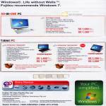 Notebooks Tablets Desktop PC Esprimo EH300 Lifebook T580B3WP T901DB7WP