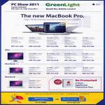 GreenLight Apple Notebooks Desktop PC MacBook Pro IMac Air