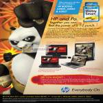 Kung Fu Panda 2 Po Omni 200-5418d TouchSmart 610-1178d G4-1020TX DV6-6003TX