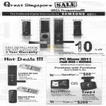Samsung Digital Door Locks Ezon SHS-5110 SHS-1320 SpeedNavi GPS Navigator Trui-I Vehicle Black Box