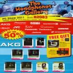 Gallery AKG K-316 321 77 99 141MK II 171MK II 171 Studio 240