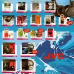 Gallery JVC HA NCX78 KX100 FXC50 S360 FX67 M750 RX700 S700 S650 FX35